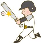 野球バッティング